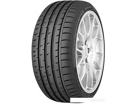 Continental ContiSportContact 3 235/45R17 97W (run-flat)