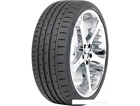 Continental ContiSportContact 3 245/50R18 100Y (run-flat)