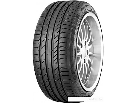 Continental ContiSportContact 5 255/60R18 112V