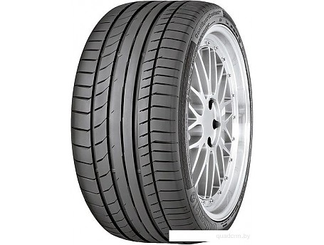 Continental ContiSportContact 5 SUV 255/50R19 107W (run-flat)