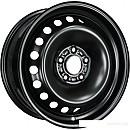 "Штампованные диски Magnetto Wheels 16012 AM 16x6.5"" 5x114.3мм DIA 60.1мм ET 45мм B"