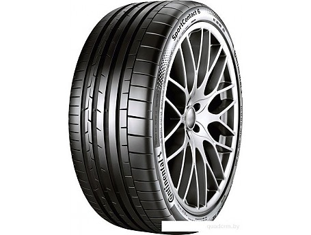 Continental SportContact 6 225/35R19 88Y