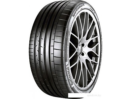 Continental SportContact 6 255/40R21 102Y